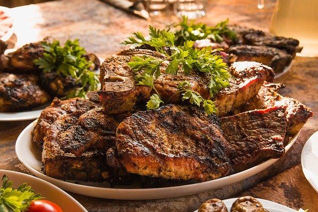 Grillteller von Bigfood-BBQ